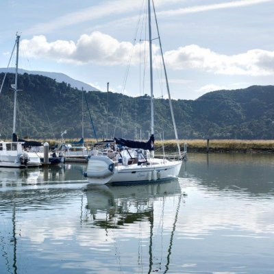 marlborough sounds marinas picton waikawa and havelock